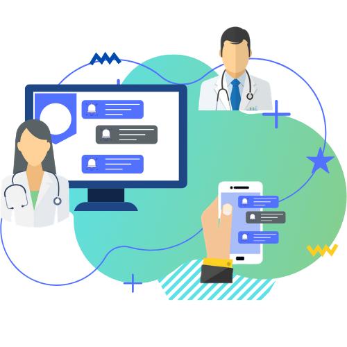 Patient Continuous Caring - Drlogy