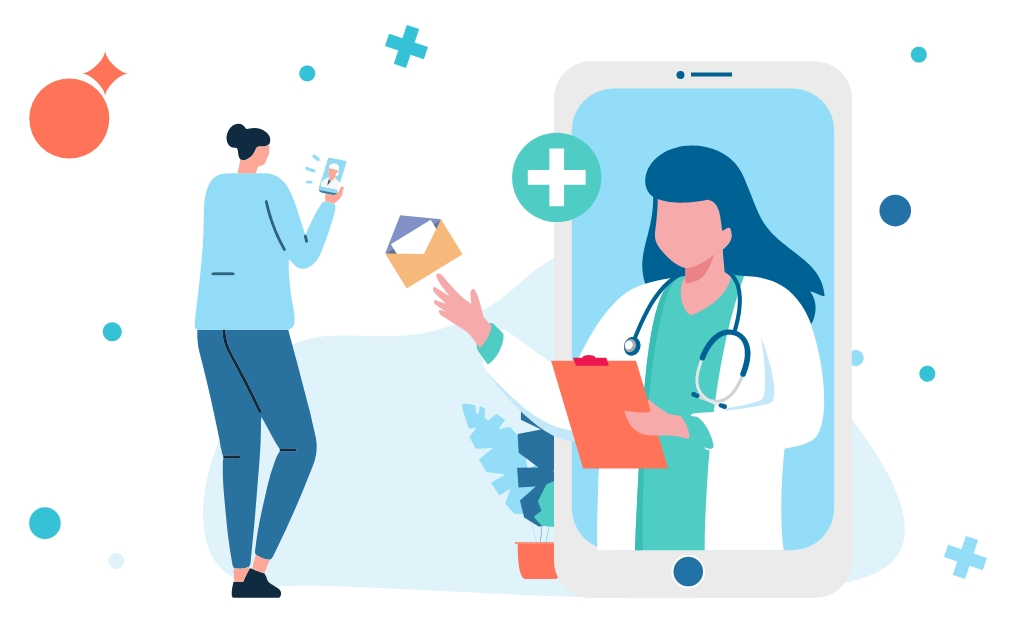 Real-time Patient Communication - Drlogy