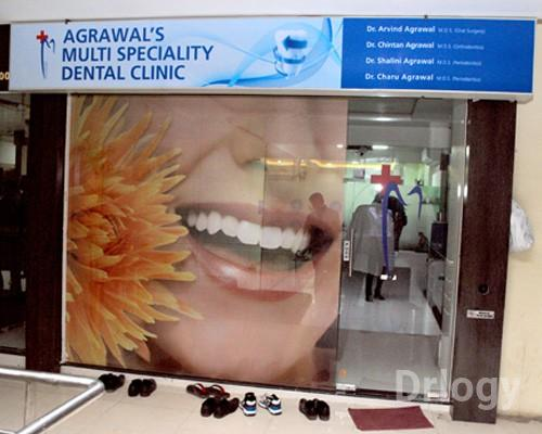 Agrawal's Multispeciality Dental Clinic,Orthodontic,Implant and Laser Center in Ahmedabad