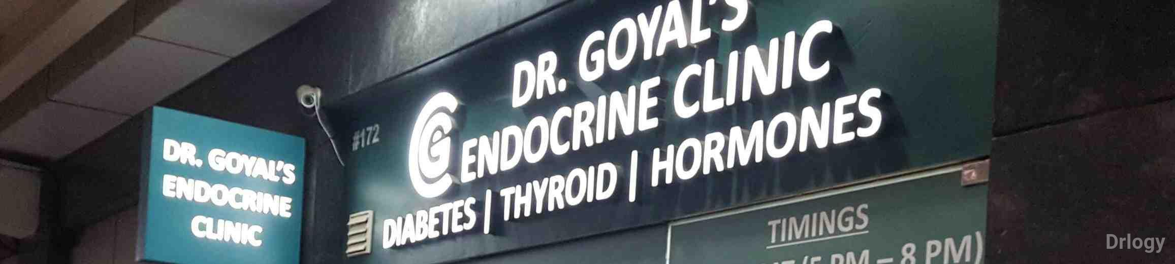 Dr Goyal's Endocrine Solutions in Ahmedabad