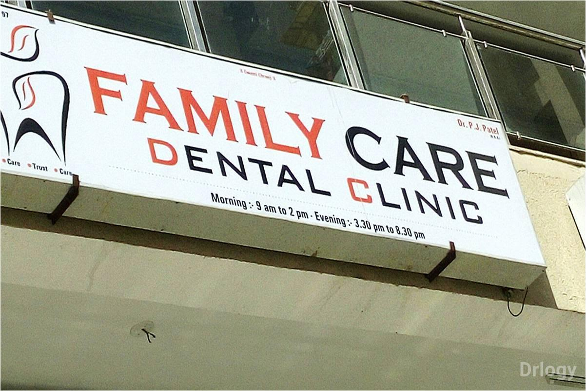 Family Care Dental Clinic in Surat
