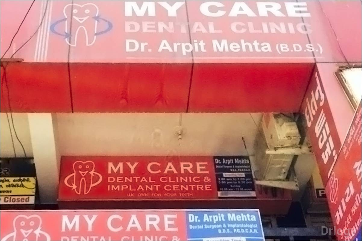 My Care Dental Clinic and Implant Center in Vadodara