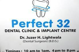 Perfect 32 Dental Clinic & Implant Centre in Surat