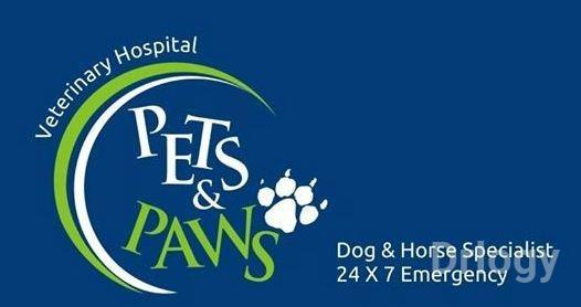 Pets & Paws Veterinary Hospital in Ahmedabad