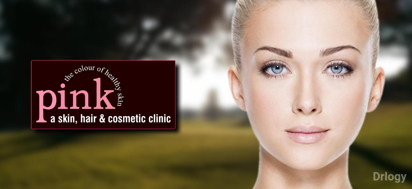 Pink Skin, Hair & Cosmetic Clinic in Ahmedabad