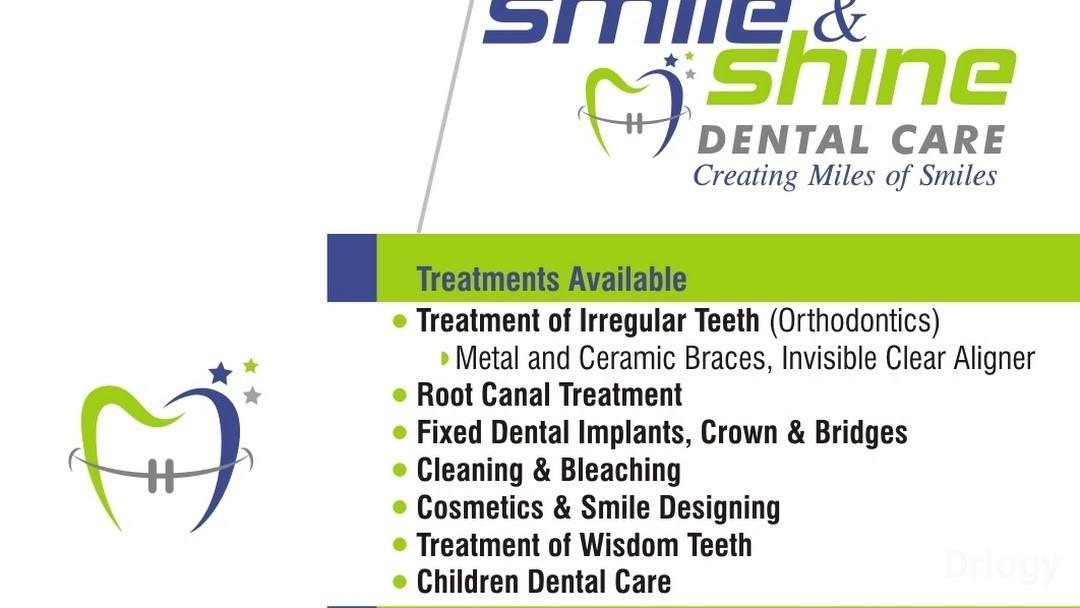 Smile and Shine Dental Care - Orthodontic and Implant Center in Surat