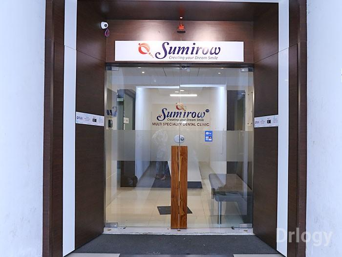 Sumirow Multispeciality Dental Clinic in Surat