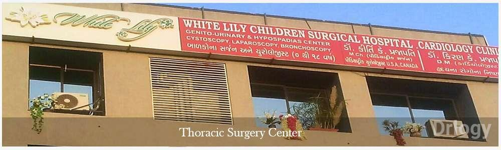 White Lily Children Surgical Clinic & Hospital in Ahmedabad